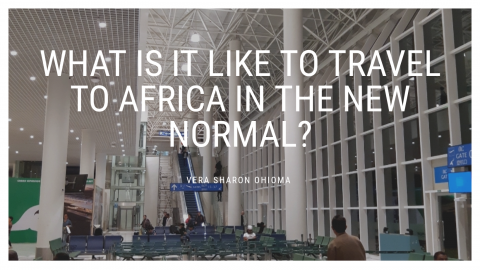 Travel To Africa in the new normal