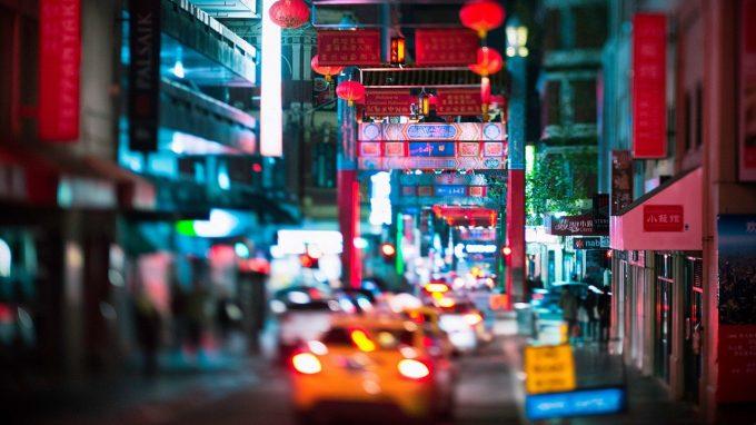 Chinatown community