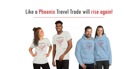 Like a Phoenix travel trade will rise again