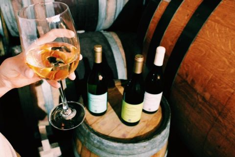 Namibia Wine Tasting